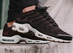 NEW MENS NIKE AIR MAX PLUS EF SNEAKERS AH9697 213-SIZE 10,10