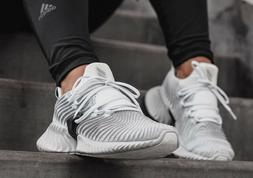 NEW MENS ADIDAS ALPHABOUNCE INSTINCT SNEAKERS AQ0562-SHOES-M