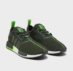 NEW MENS ADIDAS NMD_R1 STAR WARS YODA SNEAKERS FW3935-SHOES-