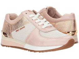 New Michael Kors MK Women's Allie Trainer Sneakers Shoes Sof