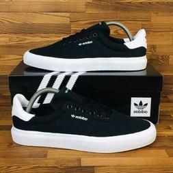 *NEW* Adidas Originals 3MC Vulc Men's Skate Shoes Black Wh