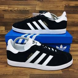 *NEW* Adidas Originals Gazelle Men's Athletic Shoes Black