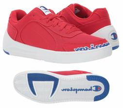 New CHAMPION Super Court Low Mens Shoes Sneakers red