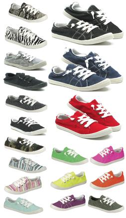 new womens lace up canvas shoes casual