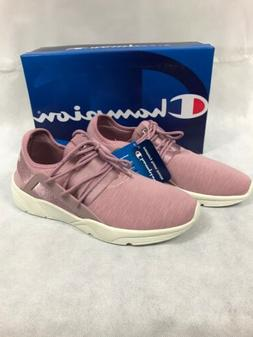 New Womens Champion Shoes Size 10 Flash Eclair Blush Pink