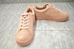 New The Fix Womens Tanner Creeper Petal Blush Fashion Sneake