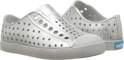 NIB Native Kids Jefferson Metallic Girls Slip On Sneakers Sh