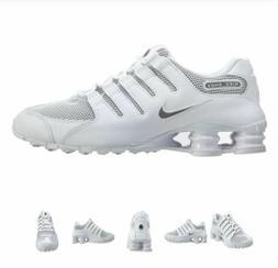 NIB NEW Men's Nike SHOX NZ Running Shoes Torch Sneakers  Bla