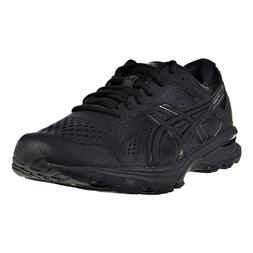 NIB ASICS T7B1N 9090 MEN'S GT - 1000 6  SHOE SNEAKERS BLACK