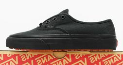 """NIB VANS Women's Authentic Black Wheat """"Made For The Makers"""""""