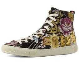 NIB GUCCI WOMEN'S HIGH TOP SNEAKERS Blind For Love US 5 35 $