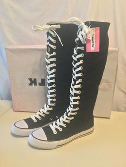 NIB Airwalk X-High Kicks Women's Way High Top Zip Up Sneaker