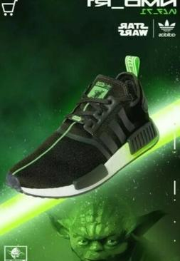 ADIDAS NMD_R1 STAR WARS YODA SNEAKERS FW3935-SHOES