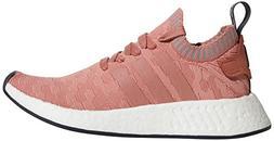 adidas Originals Women's NMD_R2 PK W Running Shoe, raw Pink/