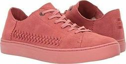 NWOB TOMS Women's Lenox Suede Ankle-High Fashion Sneaker Siz