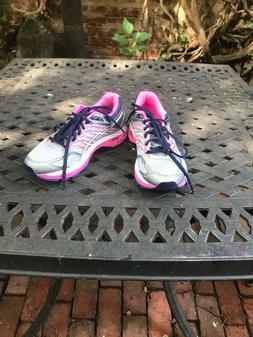 NWOT ASICS GT-2000 5 Women's Athletic Sneakers Wide Sz 6.5