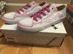 NWT Airwalk LEGACEE Multi Color Sneakers Junior Girls Shoes