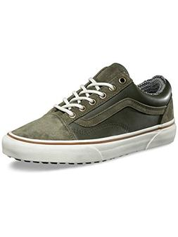 Vans Old Skool MTE Grape Leaf Green Marshmellow Skateboard S