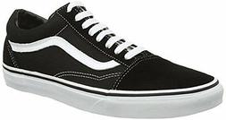 Vans Old Skool Core Classic Shoe Black, 7.5