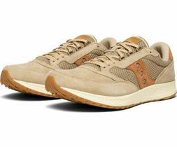 Saucony Original Men Freedom Runner Sneaker S40013-7 Almond
