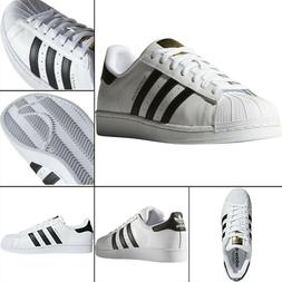 adidas Originals Men's Superstar Foundation Sneaker, White/C