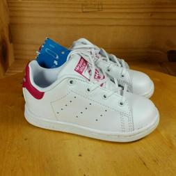 Adidas Originals Stan Smith  Girl's Athletic Sneakers NEW