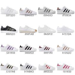 adidas Originals Superstar W Low Women / J Junior Kids Shoes