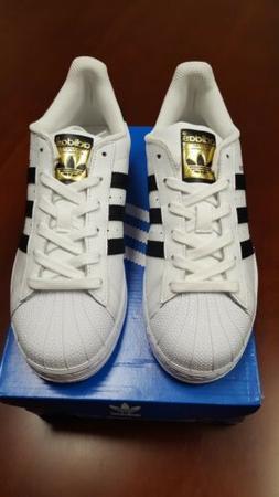 Adidas Originals Women's Superstar Sneakers White/Black