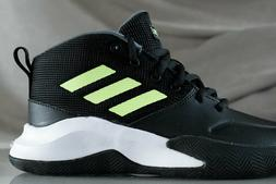 ADIDAS OWNTHEGAME shoes for boys, NEW & AUTHENTIC, WIDE, US