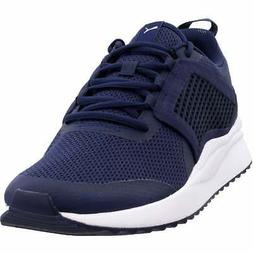 Puma Pacer Next Net Sneakers Casual   Sneakers Blue Mens - S