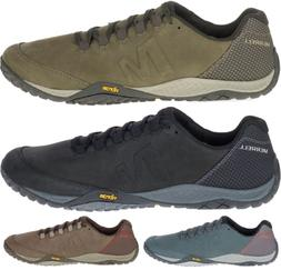 MERRELL Parkway Emboss Lace Barefoot Sneakers Athletic Train
