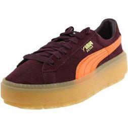 Puma Platform Trace  Casual   Sneakers - Purple - Womens