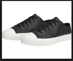 Pro Keds PH56108Pro Ked Men's Lo Kudu Leather  Sneakers Blac