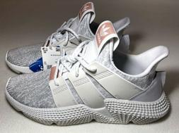 Adidas Prophere Women's Casual Fashion Sneakers White Grey G