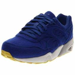 Puma R698 Bright Sneakers Casual    - Blue - Mens