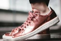 Adidas Raf Simons Stan Smith women's shoes sneakers rose gol