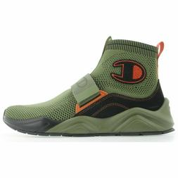 Champion Rally Lockdown Men's Olive shoes size 12US  CP10024
