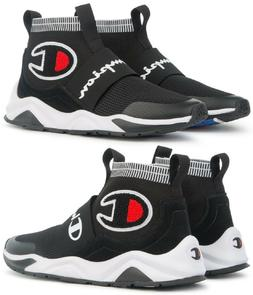 3d7585b4fda Champion Rally Pro Men s Sneaker Lifestyle Shoes Black
