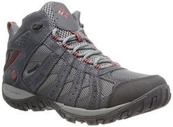 Columbia Redmond Mid Waterproof Hiking Boot - Men's Charcoal