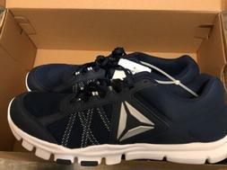 Reebok Memory Tech Yourflex Train Men Navy Blue Sneakers Sho
