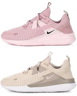 NIKE RENEW ARENA FOR WOMEN RUNNING SHOES SNEAKERS PINK BEIGE