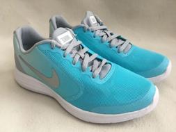 NIKE Revolution 3 Girls Running Shoes Sneakers Blue 819416 N
