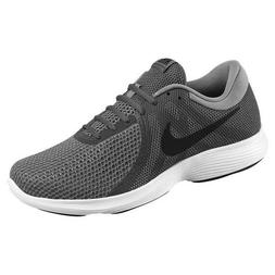 NIKE Revolution 4 Men's Running Shoes Gray Athletic Sneakers
