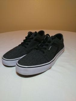 AIRWALK Rieder Pro Sneaker Charcoal Grey/ Black Men's Size 1