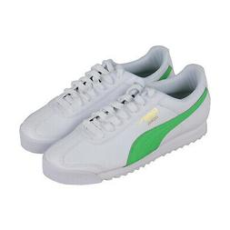 Puma Roma Basic + 36957102 Mens White Synthetic Classic Low
