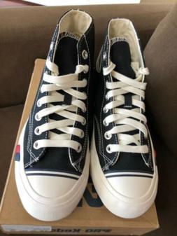 Pro Keds Royal High Black Sneakers  #PK54476 Men's 5 Med