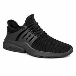 QANSI Running Shoes, Sports Nylon Mesh Breathable Sneakers,