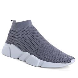 WXQ Men's Running Shoes Free Transform Flyknit Fashion Sneak