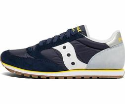 Saucony S2866-264 Men's Jazz Low Pro Sneakers - Blue/Lt Blue