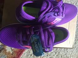 Saucony Womens Size US  6  M Running Shoes Sneakers Purple M